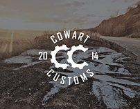 Cowart Customs Branding