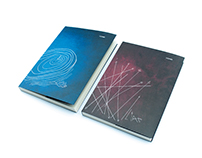 """An Odyssey of Design"" - Book Design"