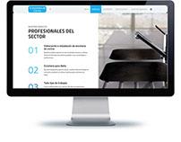 Web para Tuencimeradecocina.com