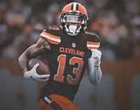 Odell Beckham Jr. Browns Swap