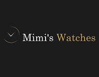 Mimi's Watches Logo