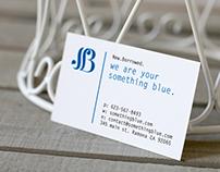 Something Blue Bridal | Identity Package