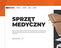 WS TECH Website