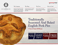 English Pork Pie Company | Website