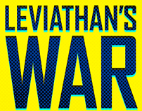 Leviathan's War Book Cover
