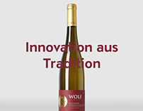 Weingut Wolf Branding