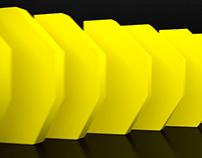 RIDM - animation logo pour projection en salle