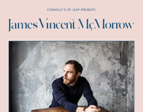 Connolly's of Leap - James Vincent McMorrow Poster
