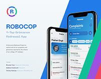 Robocop | UI & UX