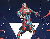 La Vuelta al Mes en 30 Ilustradores - 2014