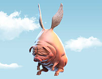 PIG IN THE SKY