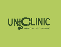 Identidade Visual - Clínica de Medicina do Trabalho