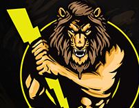 Logo para Atlética Suprema