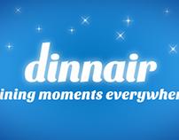 Dinnair - social dinner app