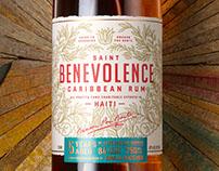 Saint Benevolence Rum