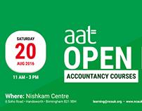 AAT Open Day Nishkam Centre