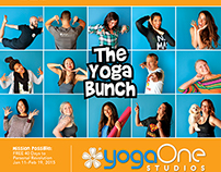 YogaOne Ad