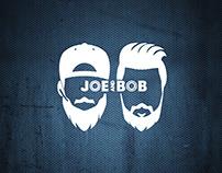 Joe & Bob | Gaming Channel Branding