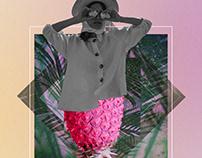 TROPICALIA   Digital Collage