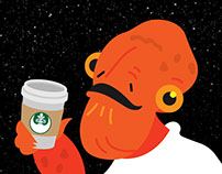 How Much Coffee Do They Drink on the Death Star?