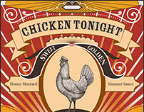 Package Redesign: Chicken Tonight
