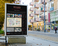 Majestic Realty Co. | Poster Boards & Street Signage