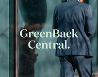 GreenBack Central. | Branding Development