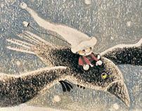 Flight of Ashuni.