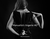 Manuella's lingerie #2 series