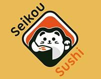 Logo Seikou Sushi