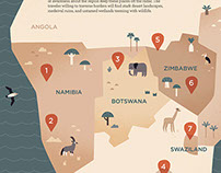 Off the Map: Southern Africa