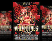 Valentine's Day - Flyer Design!