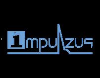 Impulzus logo redesign