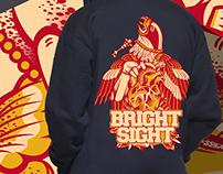 BRIGHT SIGHT Hoodie design