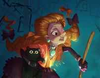 Witches - Children's Magazine