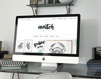 Maitch Store • Ecommerce