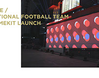 2012 NIKE FOOTBALL HOMEKIT LAUNCHING