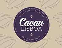 Cacau Lisboa™ Branding