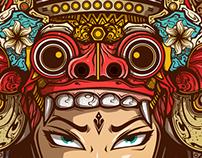 Barong Girl