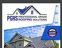 PGRS Flyer Design
