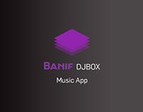 Banif Djbox Music App