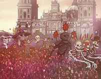 Day of the Dead Carnival