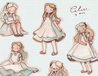Alice • Stickers