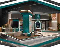 ALDAU BoothCityscape(Egypt 2018)
