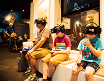 Dinaledi Chamber VR Experience - Perot Museum