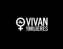 Amnistía Internacional. Vivan las Mujeres.