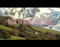 How to make a Sausage...a hyper-lapse film
