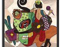 Tejano Conjunto Festival Poster