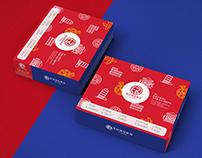 UROKO pizza | packaging design