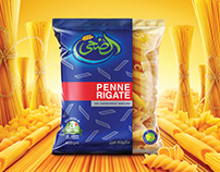 Aldoha Pasta Packaging & Outdoor Campaign